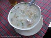 Vivian's favourite rice porridge