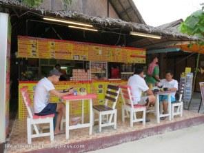 favourite breakfast place in Koh Lipe