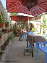 The breakfast place in Mingalar Inn