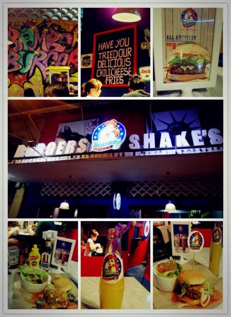 Burger Shakes