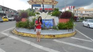 Im at Kota Belud =D