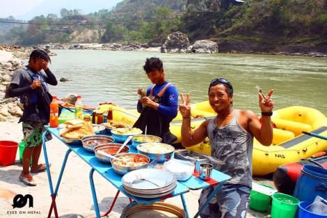 trishuli river rafting nepal 9