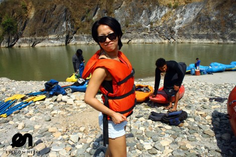 trishuli water rafting nepal 1