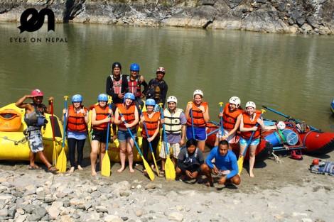 trishuli water rafting nepal 3