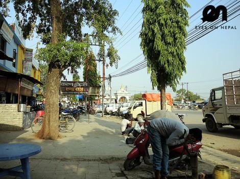bhairahawa town Nepal