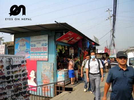 kalanki bus station nepal